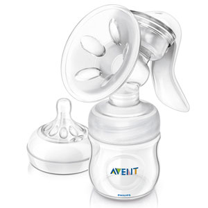 PHILIPS AVENT Natural Manual Breast Pump - BB