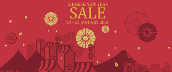 BABYJAYA WILL BE HAVING SALE FROM 18 TO 21 JANUARY 2020 - SHOP NOW!