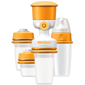 DEXBABY MilkBank Vacuum Storage System For Breastmilk