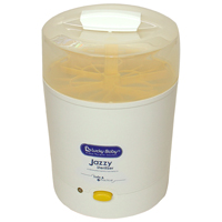 LUCKY BABY Jazzy 6-Bottle Steam Sterilizer - BB