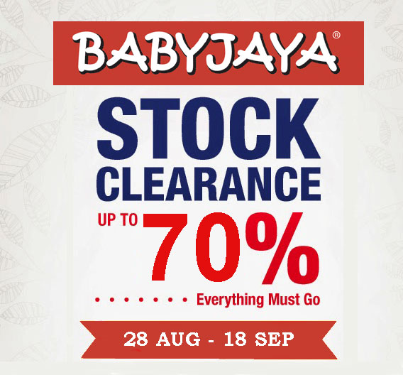MERDEKA STOCK CLEARANCE SALE 2019 - SHOP NOW!