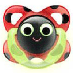 TOMMEE TIPPEE CTN Fun Silicone Soother (3-6M)